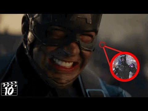Top 10 Avengers: Endgame Easter Eggs You Missed