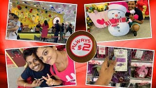 Two dollars($2) Shop in Singapore(Tamil) | DAISO JAPAN | Cheapest Shop - #Budget #Verycheap