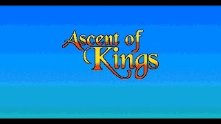 Let´s Play / Lets Laber - Ascent of Kings - Part 1 - Wii U - Erster Part und schon Ende