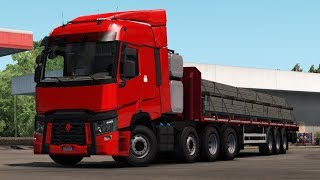 [ETS2 v1.35] Renault Range T DX11 updated
