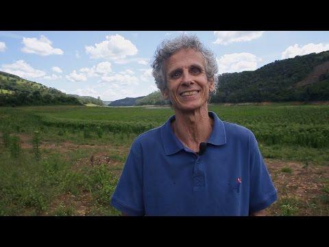 Carlos Rennó e a poesia sobre a crise da água