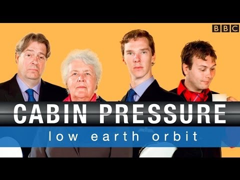 Cabin Pressure - Radio Comedy Review