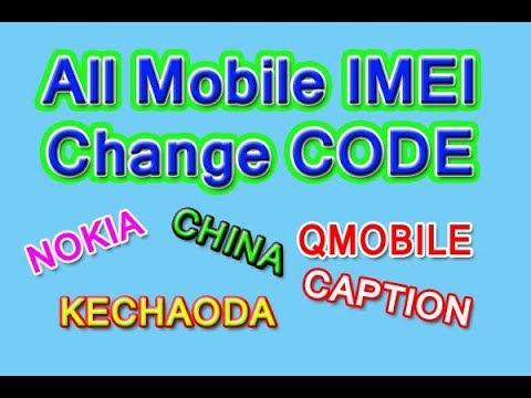 7 43 MB] Download Lagu All China Mobile IMEI Change Codes Nokia