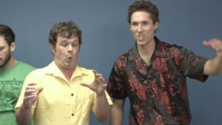Universal Halloween Horror Nights Scare-Actor Audition Fail