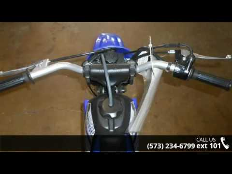 2015 Yamaha PW50  - Leadbelt Powersports, LLC - Park Hill...