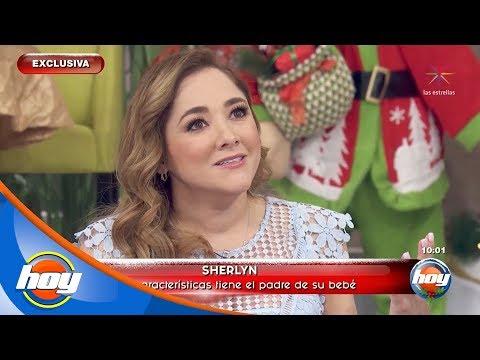 Sherlyn responde a aquellos que dudan que su embarazo fue por inseminación artificial   Hoy