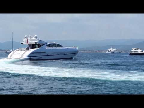 Super Yachts of St Tropez