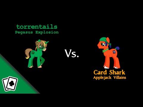 Pegasus Explosion vs. Applejack Villains - Round 2