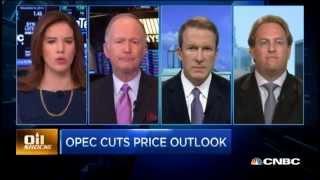 Chad Brownstein on CNBC - OPEC Playing Chicken?