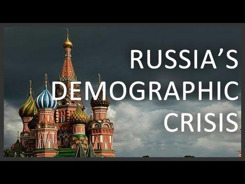 Russia's demographic crisis