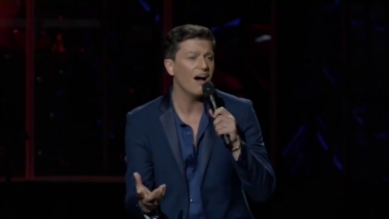Patrizio Buanne Sings Delilah At Classics Is Groot In South Africa Youtube