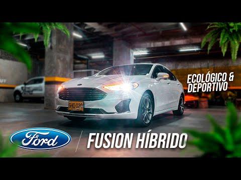 ⚡😍¡¡Primer CARRO HÍBRIDO que manejo!! Ford Fusion Hybrid REVIEW / Ford Mondeo 2020