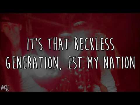 Machine Gun Kelly Ft. Dub-O - Est 4 Life (With Lyrics)