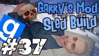 [luŹne Granie] Garry's Mod (z Kumplami) #37 - Sled Build, Wygrają Tylko Najlepsi!