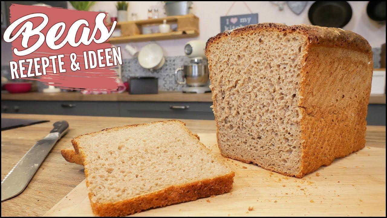 Landbrot Rezept - Paderborner Art - Brot backen