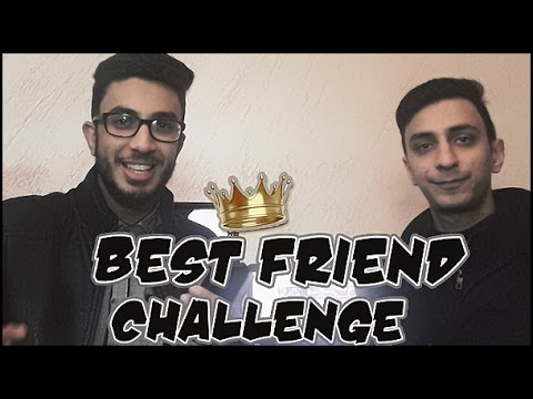 تحدي افضل صديق