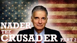 Ralph Nader: We Live Under a Two Party Tyranny | Jesse Ventura Off The Grid - Ora TV