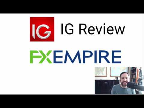IG (US) Review By FX Empire