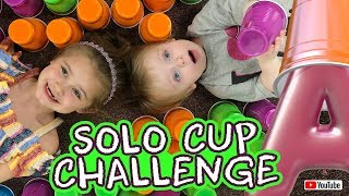 SOLO CUP CHALLENGE / CUP TOWER / CUP STACKING / STACK ATTACK / FALLING CUPS / CUP GAMES