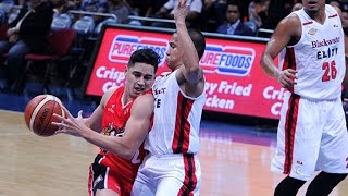 Alaska vs. Blackwater - Q1 | Philippine Cup 2015-2016