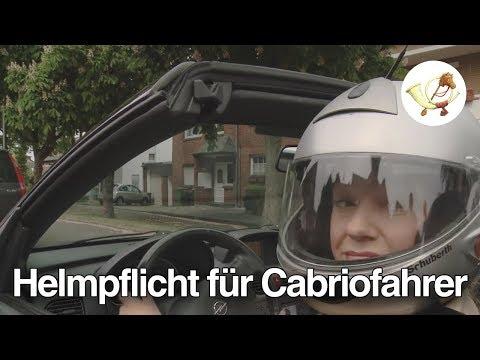 Helmpflicht für Carbiofahrer wird eingeführt