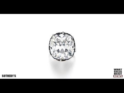 FOUND - $15 Flea Market Diamond Worth $450,000
