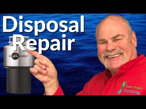 How To Fix A Humming Garbage Disposal | DIY Plumbing | The Expert Plumber