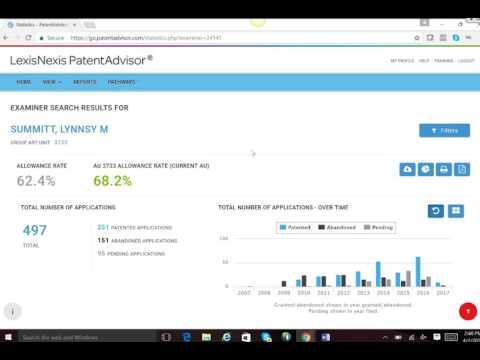 LexisNexis PatentAdvisor