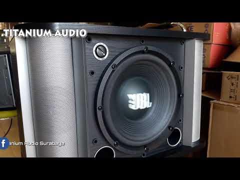 Bass test - JBL Xtreme RM10