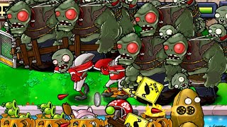 Last Stand ENDLESS Flag 21 | PUZZLES | Plants vs Zombies