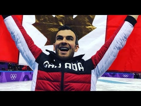 Eric Radford 1st Openly Gay Man To Win Winter Olympics Gold Medal 2018 | Team Canada