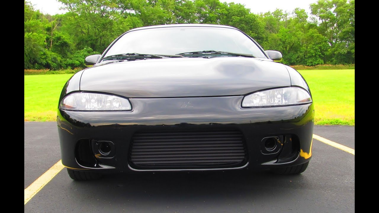 Vr Speed Factory Fmic Kit On 2g Eclipse Gsx