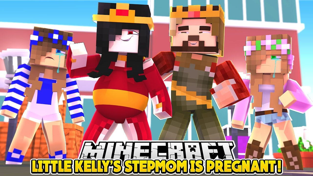 Little kelly 39 s stepmom is pregnant minecraft little - The little club ...