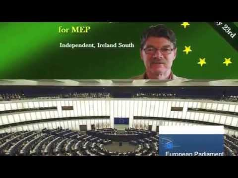 Diarmuid O&39;Flynn for MEP Why should I vote for you?
