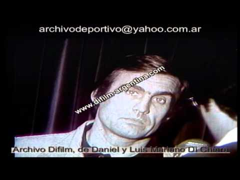 DiFilm - Reportaje a Carlos Alberto Reutemann (1977)