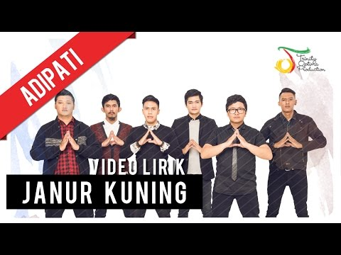 Adipati - Janur Kuning | Video Lirik