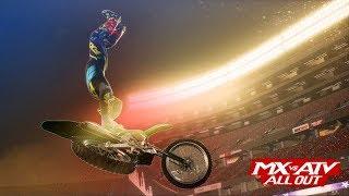 MX vs ATV AllOut PC - Worth $45?? FREESTYLE Mode! | SLAPTrain