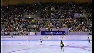 Katarina Witt 1994 Olympic Short Program -Great Quality-