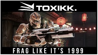 TOXIKK - V1.00 Launch Review and Gameplay