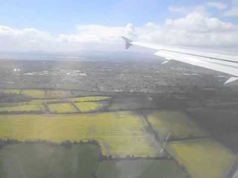 Flug Von Frankfurt Nach Dublin