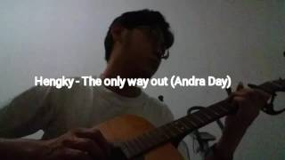 The only way out - Andra day (fingerstyle)