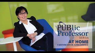 5 Questions with Dr. Glenda Bonifacio