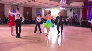 Ani ballroom dance competition Feb 2019