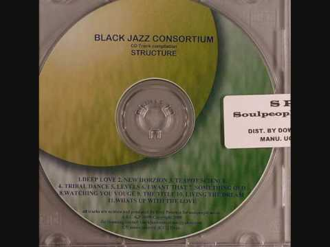 Black Jazz Consortium Deep Love