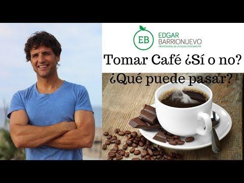 Tomar Café ¿Sí o no? ¿Qué puede pasar?