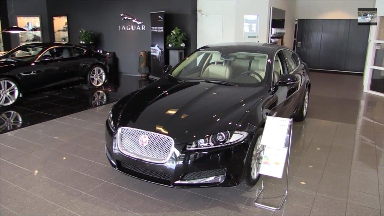 Jaguar XF 2015 In Depth Review Interior Exterior - YouTube