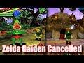 Cancelled Zelda Gaiden 64DD History | Beta Majora's Mask