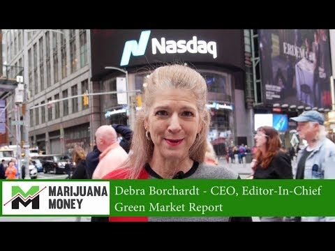 Marijuana Money 10-27-2017 - (Weekly Cannabis Industry Rundown) Green Market Report