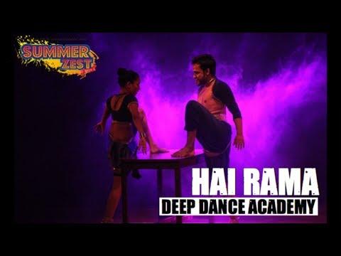 Hai Rama | Deep Dance Company | Summer Zest 2017 | Deep Mehta Choreography