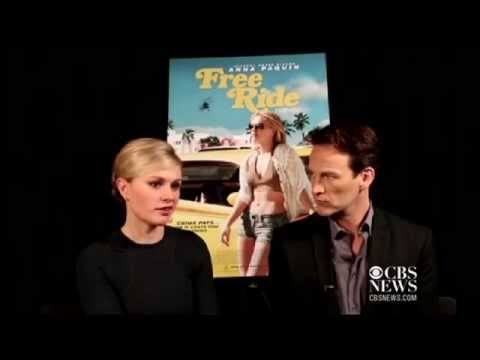 Anna Paquin and Stephen Moyer talking about Free Ride